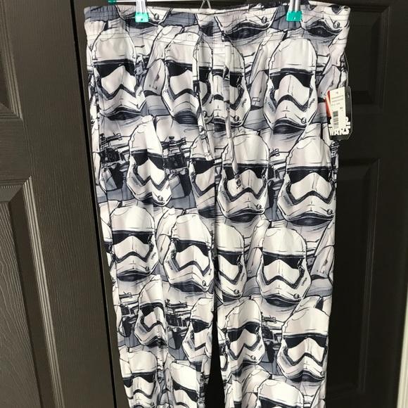Other - NWT Star Wars pajama pants